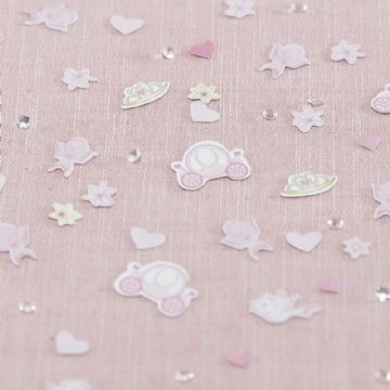 Princess Party Table Confetti